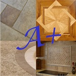 A+ Flooring & Design Logo