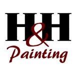 H & H Painting Logo