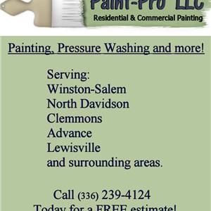 Paint-Pro LLC Logo