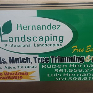 Hernandez Lawn Service Cover Photo