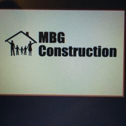 Mbg Construction Company Logo