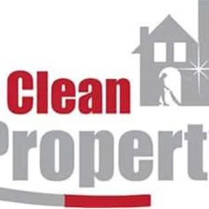 All Clean Property Logo