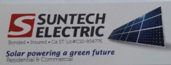 Suntech Electric Logo