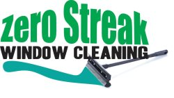 Zero Streak Window Cleaning Logo
