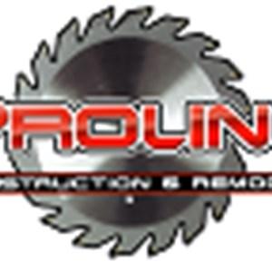 Proline Construction & Remodel Logo