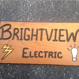 Brightview Electrical Co., Inc. Logo