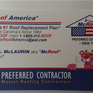 Mcroof America by Mcbuilt Construction Cover Photo