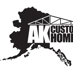 A Custom Homes LLC Logo