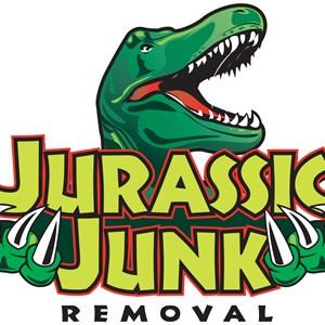Jurassic Junk Removal Logo