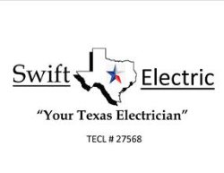 Swift Electric llc Logo
