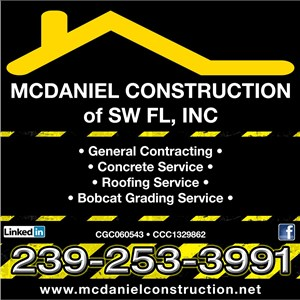 Mcdaniel Construction Inc Logo