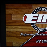 Ellis Flooring LLC Logo