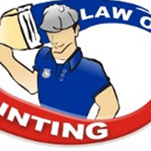 Law of Painting LLC Logo