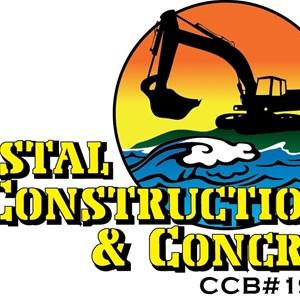 Coastal Construction & Concrete, LLC Cover Photo