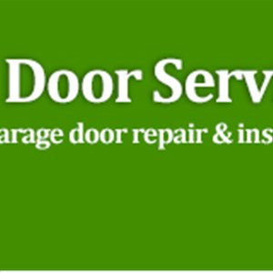 Abes Garage Door Logo