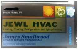 Jewl Hvac Logo