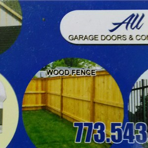 All Garage Doors & Construction Logo