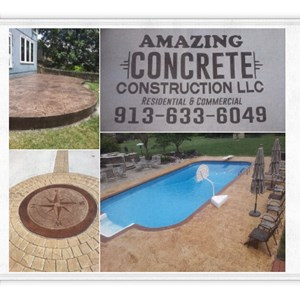 Amazing Concrete Construction LLC Logo