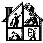 Call The Handyman, Home Repair & Improvement Co. Logo