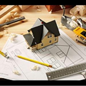 B-Busy Construction & Home Renovation Logo