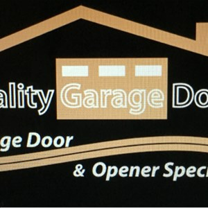 Quality Garage Doors Cover Photo