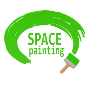 Space Painting Logo