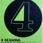 4 Seasons Landscaping Logo