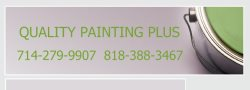 Quality Painting Plus Logo