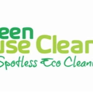Green House Cleaners Logo