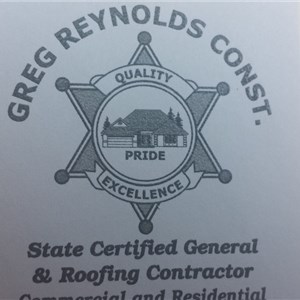 Greg Reynolds Construcion LC Cover Photo