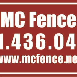 Mc Fence and Deck Logo
