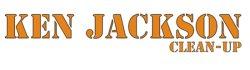 Ken Jackson Clean-up Inc. Logo