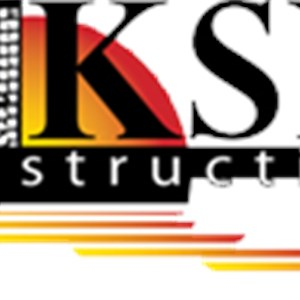 Ksn Construction Logo