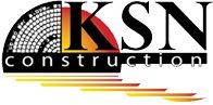 Ksn Construction Logo