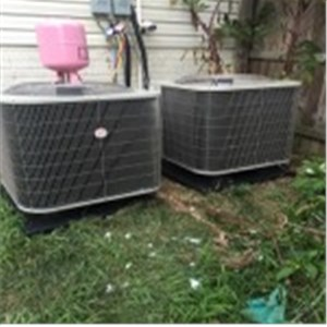 R&j Heating And Air Conditioning llc Logo