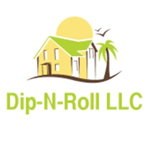 Dip-N-Roll Painting, LLC Logo