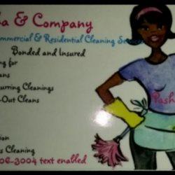 Pasha & Company Professional Cleaning, LLC Logo