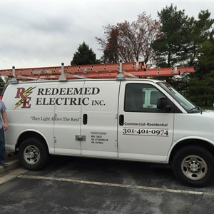 Redeemed Electric Inc Logo