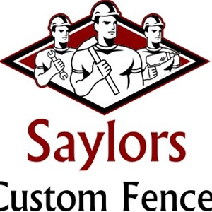 Saylors Custom Fences, LLC Logo