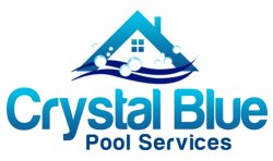 Crystal Blue Pool Services LLC Logo