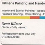 Kilmers Painting and Handyman Service Cover Photo