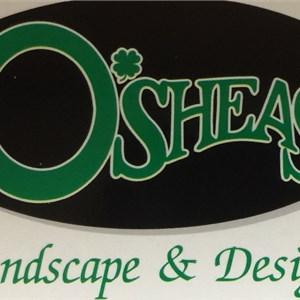 Osheas Landscape And Design Logo