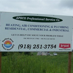 Apsco Professional Service Company Cover Photo