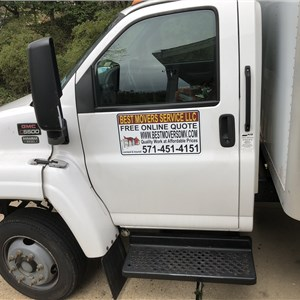 Best Movers Service LLC Logo