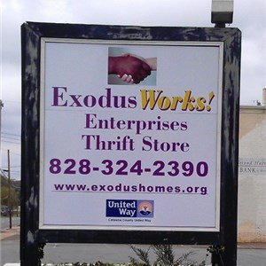Exodus Works Cover Photo