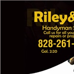 Riley & Son Handyman Services Logo