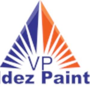 Valdez Painting Logo