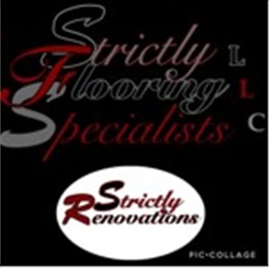 Strictly Flooring Specialists LLC Logo