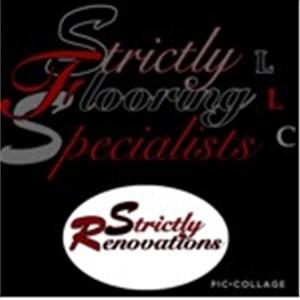 Strictly Flooring Specialists LLC Logo