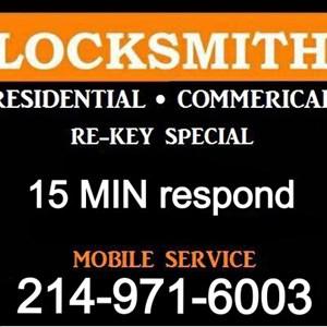 Pro Locksmith&keys Logo